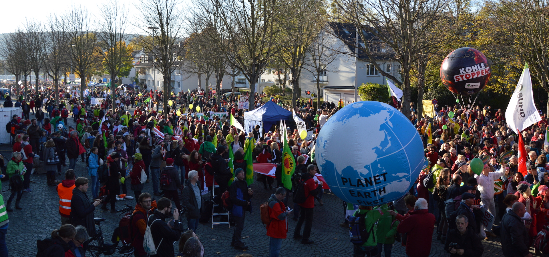 Photo by Spielvogel, https://commons.wikimedia.org/wiki/File:2017_COP_23_demo_in_Bonn._Spielvogel_7.jpg